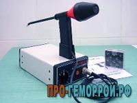 Лечение геморроя без операции - инфракрасная фотокоагуляция
