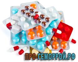 Современные лекарственные препараты от геморроя