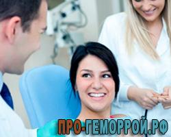 лечение геморроя у девушек