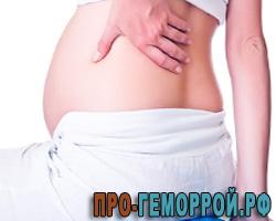 Причины геморроя в период беременности