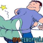 Колоноскопия геморроя